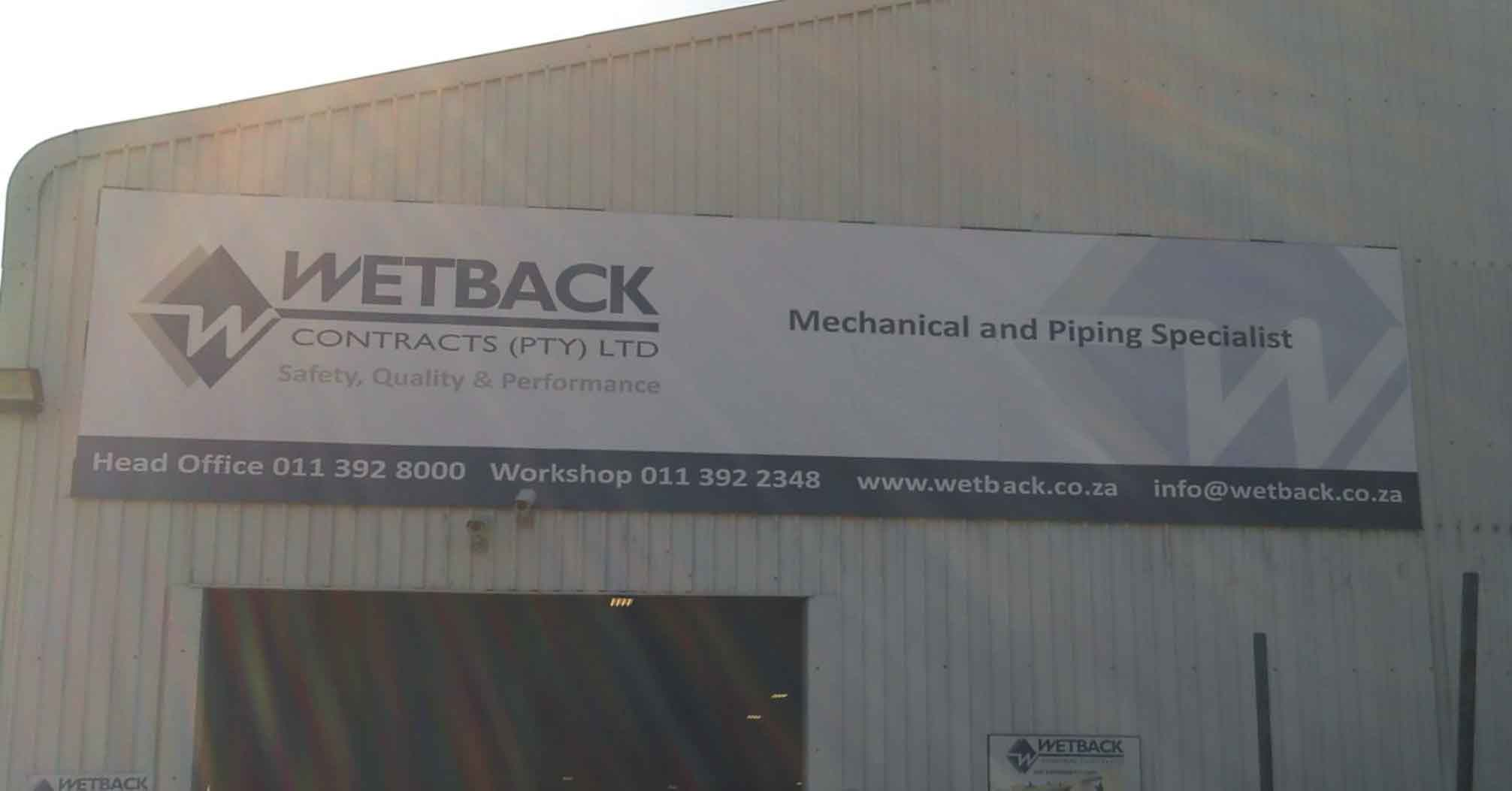 Change Consultants Signs East Rand Sign Printing